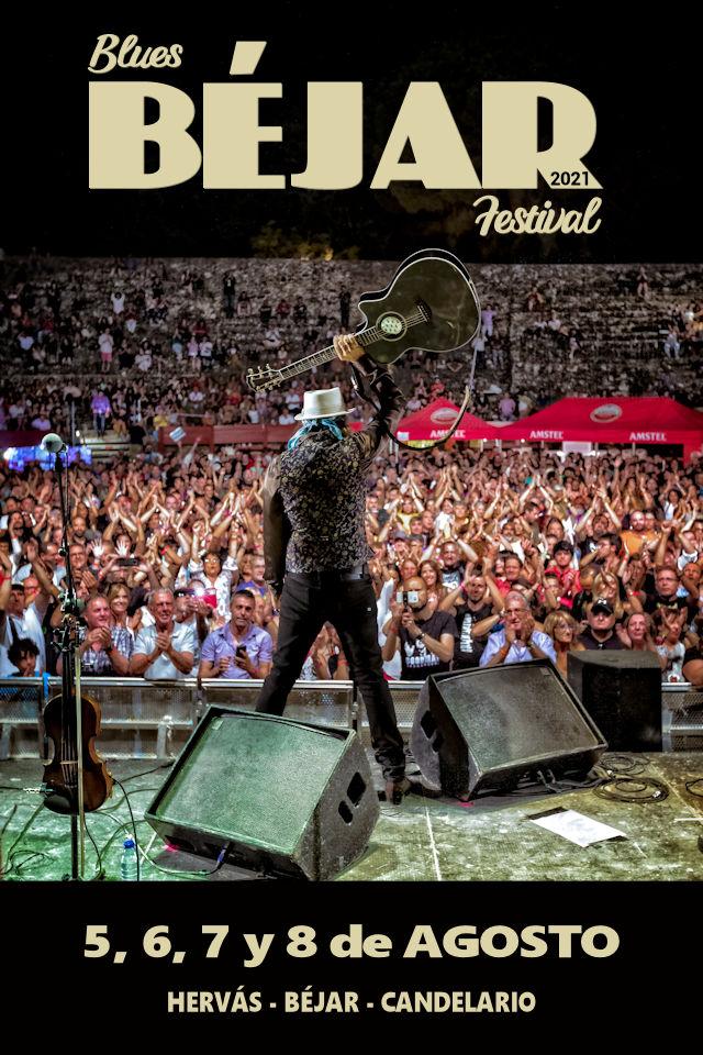 Blues Bejar Festival fechas